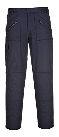 Portwest S887 Action Trouser Navy