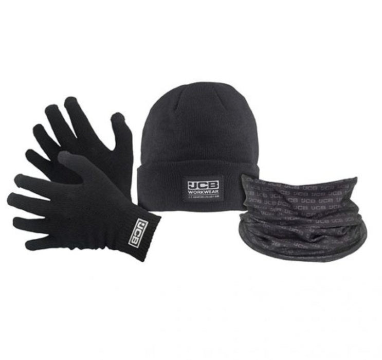 JCB Winter Warmer Set