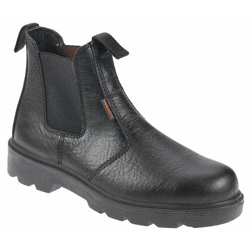 Sterling SS600SM S1P Black Safety Dealer Boot