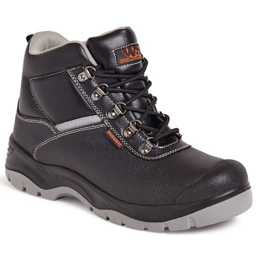 Worksite SS609SM S3 Black Safety Boot
