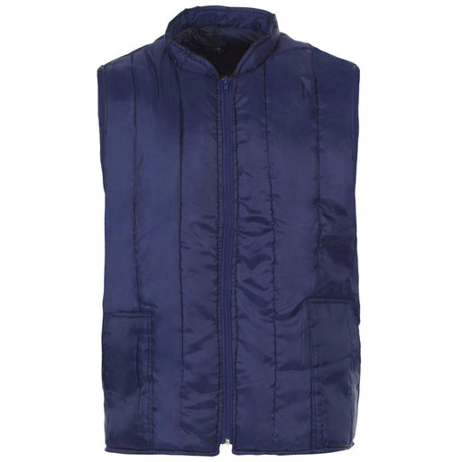Supertouch Sleeveless Bodywarmer Navy