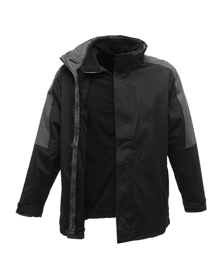Regatta TRA130 Waterproof Defender III 3-1 Jacket
