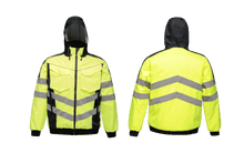 Load image into Gallery viewer, Regatta Pro High Visibility Bomber TRA314