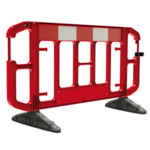 JSP Titan 2mtr Traffic Barrier (Sold in Pairs)