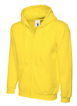Load image into Gallery viewer, Uneek UC504 Classic Full Zip Hoodie