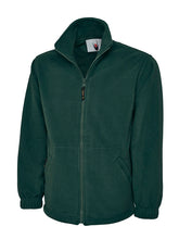 Load image into Gallery viewer, Uneek UC601 Premium Full Zip Micro Fleece