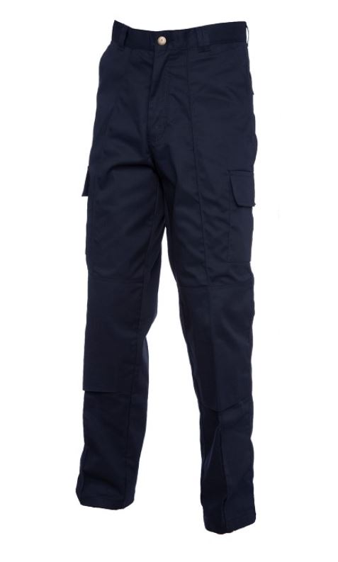 Uneek UC904 Cargo Trouser with Knee Pad Pockets
