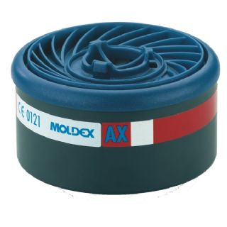 Moldex Easylock 9600 AX Gas/vapour Filters - per Pair.
