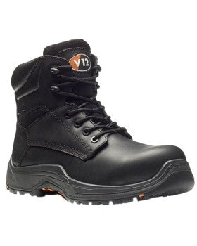 V12 Footwear VR600 Bison Composite Black Safety Boot