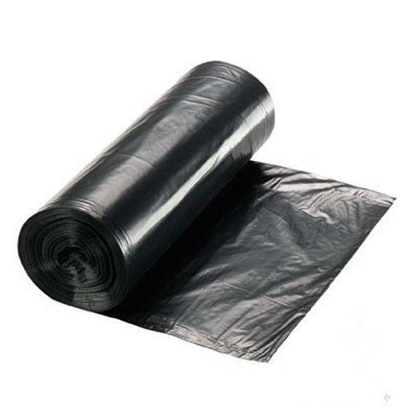 Black Bag on a Roll (10 bags per roll)