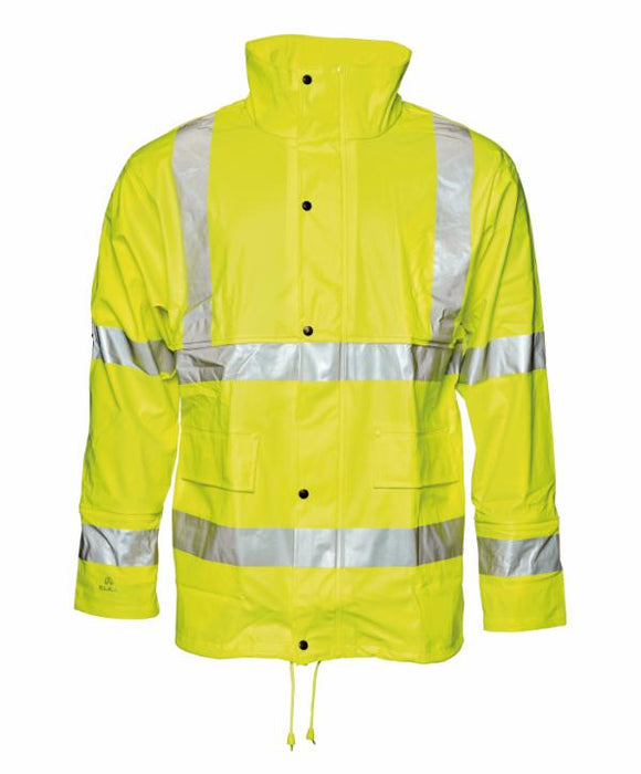 Elka Dry Zone Visible Rain Jacket 026300R