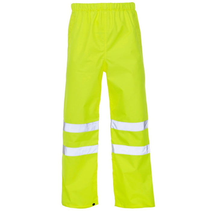 Supertouch High Visibilty Overtrouser
