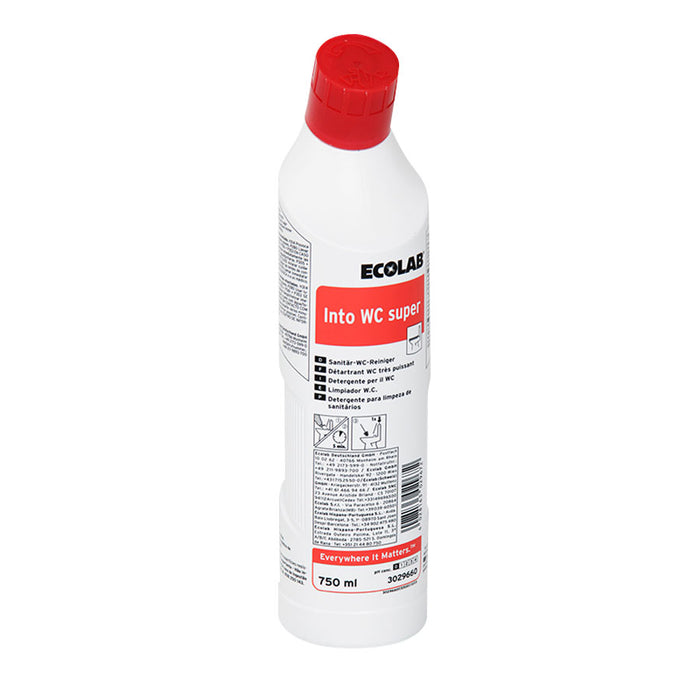 Ecolab Into WC Super Toilet Cleaner