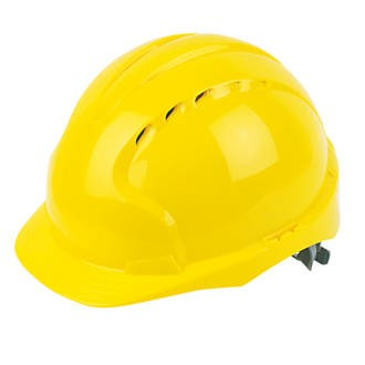 JSP EVO2 Vented Safety Helmet with Slip Ratchet
