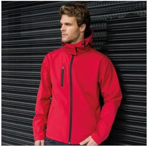 Result Core TX Performance Hooded Soft Shell Jacket