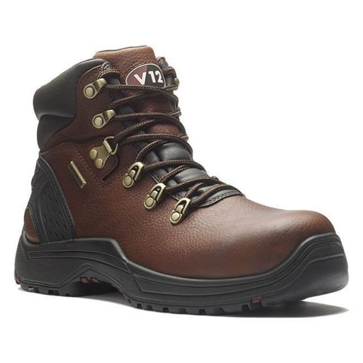 V12 Footwear V1219 STORM Brown Waterproof  Safety Boot
