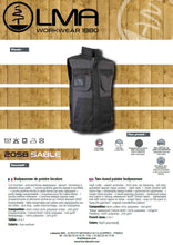 Load image into Gallery viewer, LMA Workwear Sable Work Bodywarmer