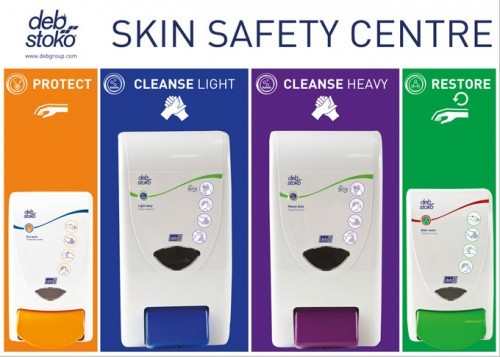 Deb Stoko 3-Step Skin Safety Centre SSCLG