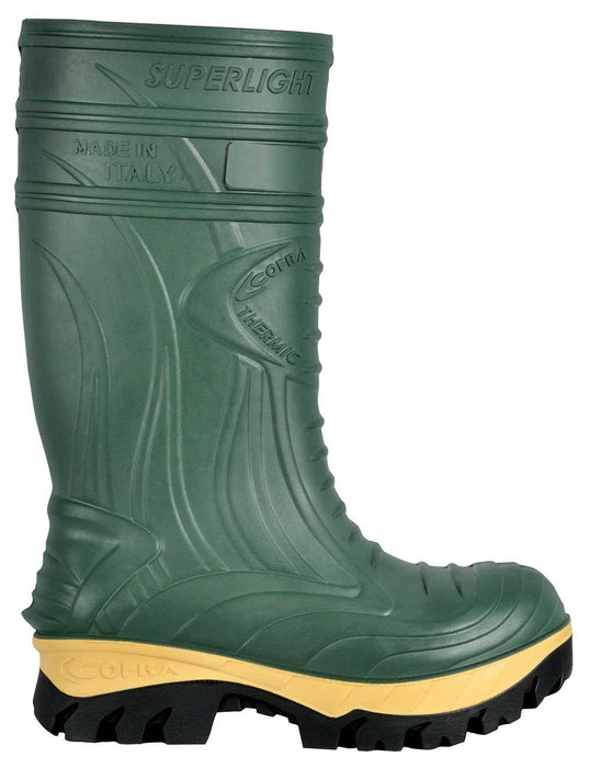 Cofra Thermic Metatarsal Full Safety Wellington Boot