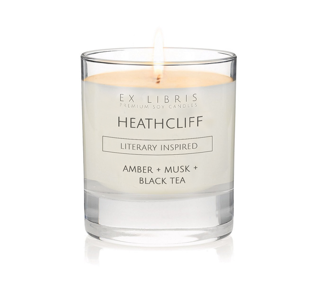 heathcliff candle | 11 oz premium soy candle