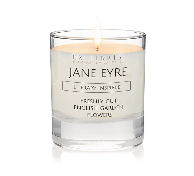 jane eyre candle | 11 oz premium soy candle