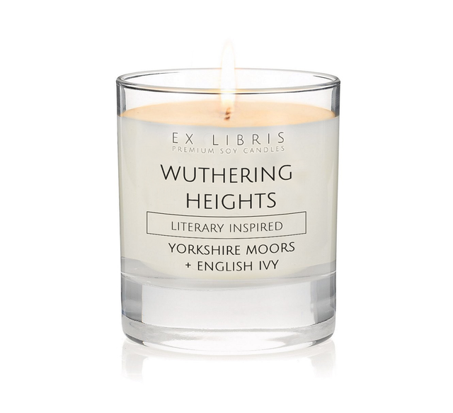 wuthering heights candle | 11 oz premium soy candle