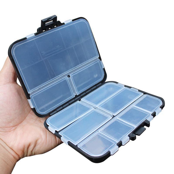 High Strength ABS Plastic Fishing Tackle Box