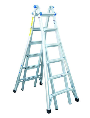 iQ Ladder 8 FT Telescopic