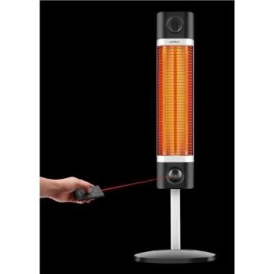 Veito® CH1500RE Standing Heater Black-Redfern.ent