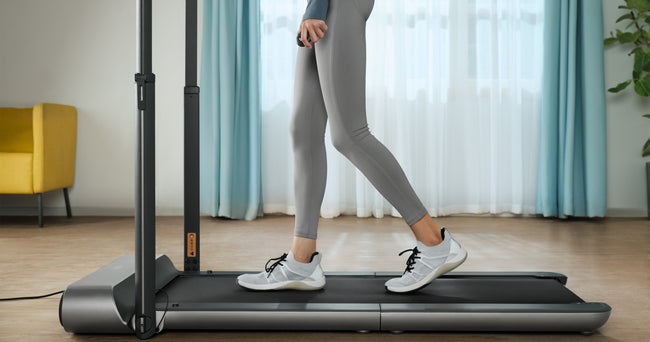 iQ Slim Tread® Foldable Treadmill