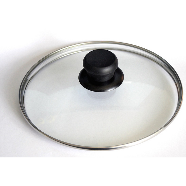 Stoneline® 24cm Glass Lid - portable heater