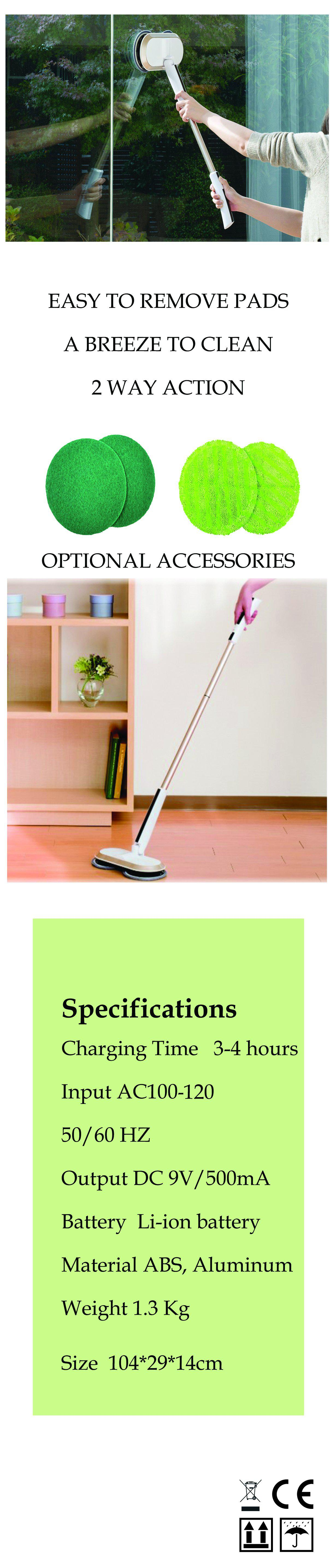 Rocket Electric Mop