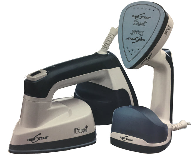 Eurosteam® Duet 2 in 1 Iron