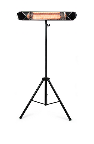 Veito® CH1500RE Standing Heater Black
