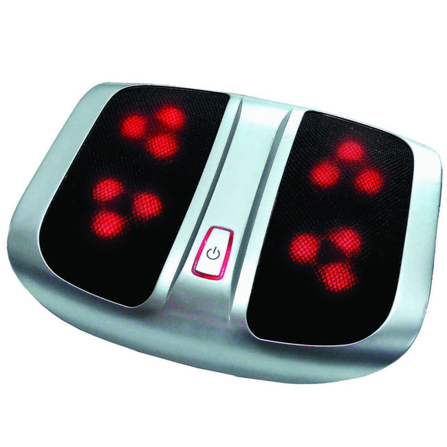 BACKplus® Shiatsu Foot Massager - portable heater