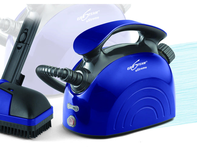 Eurosteam® eXtreme Steam Cleaner - portable heater