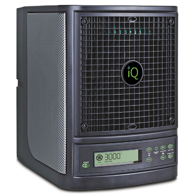 iQ® Pure Air 3000 Air Purifier - portable heater