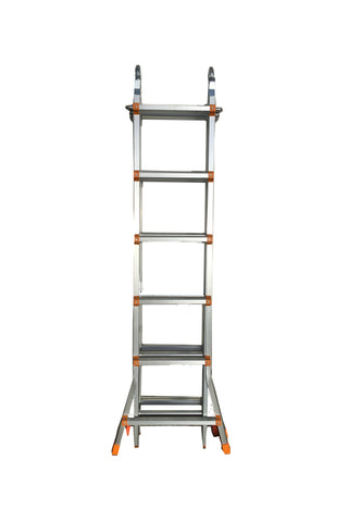 iQ Ladder 12 FT Telescopic