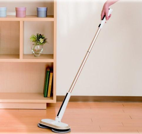 Rocket Mop® 360º Comes with 1 Mop head, 1 Scrub brush and 1 Green Duster