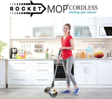 Rocket Mop® 360º Replacement Bucket with Spinner