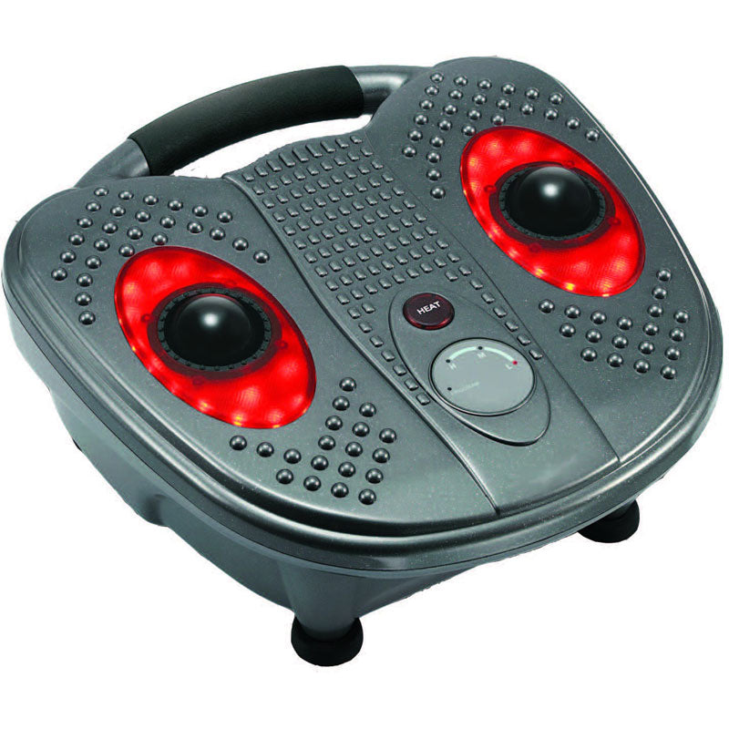 BackPlus® Hands On Foot Massager - portable heater