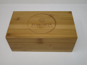 FOMOBOX - Spend more time with your family!