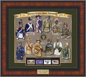 Army Uniform History