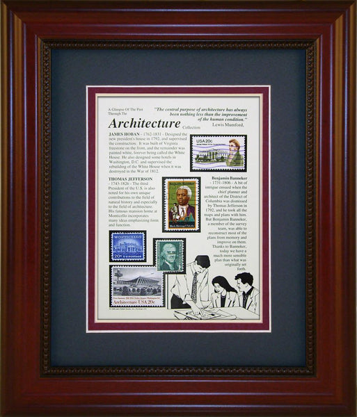 Architecture - Unique Framed Gift