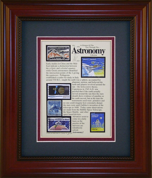 Astronomy - Unique Framed Gift