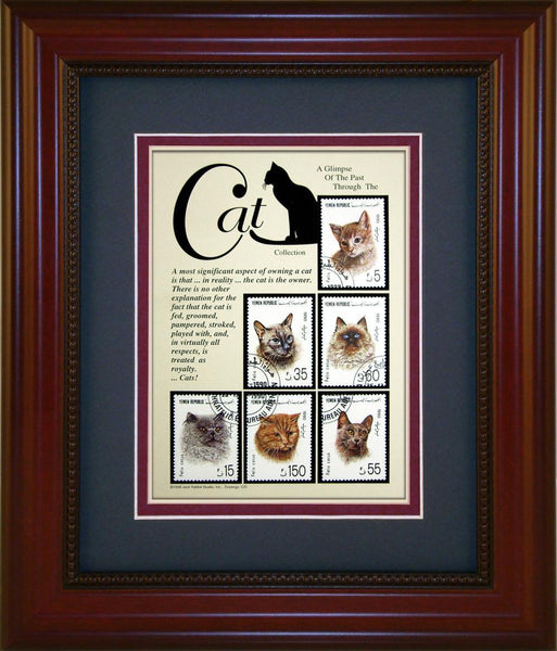 Cats - Unique Framed Gift