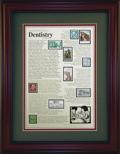 Dentistry  - Unique Framed Gift