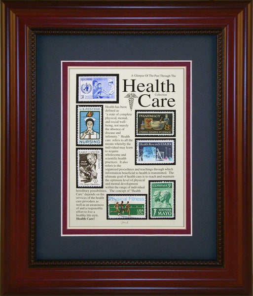 Health Care - Unique Framed Gift