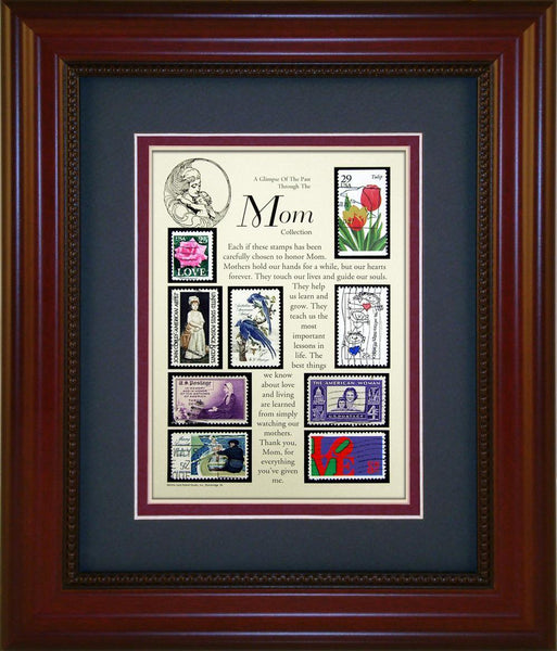 Moms - Unique Framed Gift