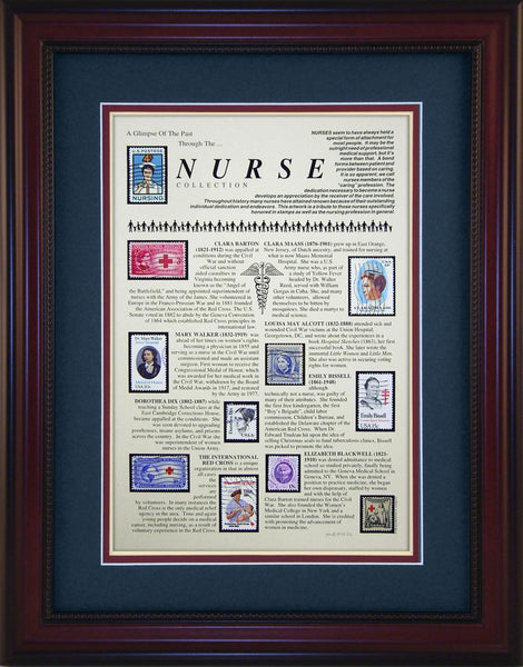 Nursing - Unique Framed Gift